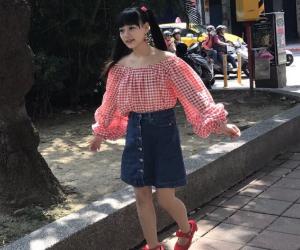 齊藤なぎさ =love カラコン 黒目 声優アイドル  身長