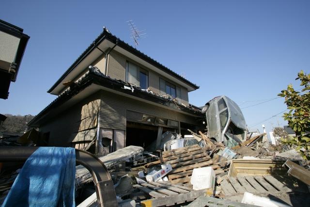 地震 車両保険