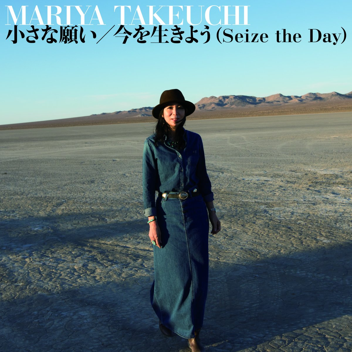 竹内まりや 今を生きよう(Seize the Day)