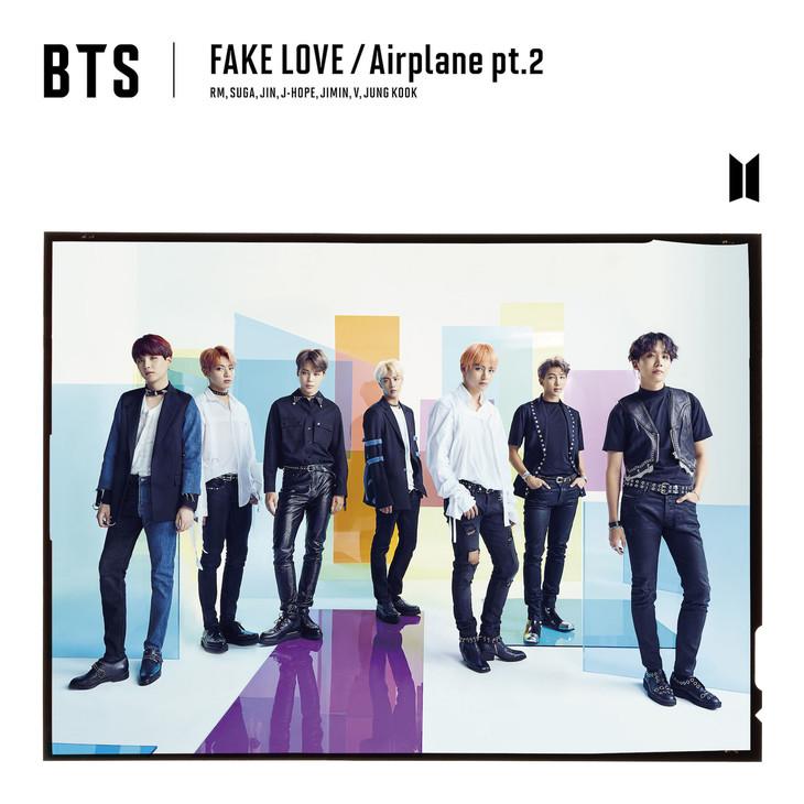 BTS (防弾少年団) - FAKE LOVE (Japanese Ver.)