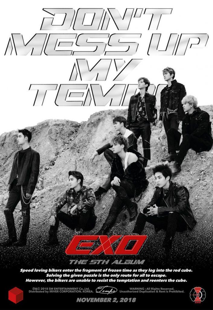 EXO「Tempo」